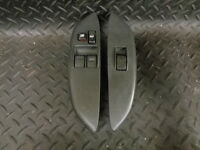 2004 TOYOTA YARIS 1.3 VVT-i T SPIRIT 5DR AUTO PAIR OF FRONT WINDOW SWITCHES