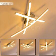 Luce Soffitto LED Design Moderno Faretti Regolabili Salotto Camera Letto Lustro