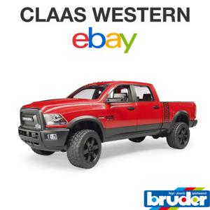 Bruder RAM 2500 Power Wagon 4x4 Truck Childrens Kids Toy