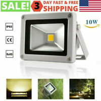 12V LED Flood Light 10W Security Outdoor Wall Garden Yard Patio Lamp Spotlight
