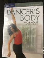 Dancer's Body Workout (Dvd, 2006) with Patricia Moreno