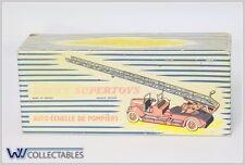 Dinky Toys Supertoys 899 Auto Échelle de Pompiers Fire Truck