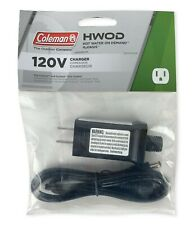 Coleman H2Oasis & Elite Hot Water on Demand Replacement 120V Charger Cord-4.8 Ft
