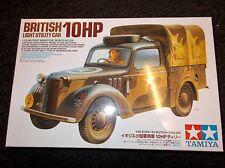 TAMIYA BRITISH LIGHT UTILITY CAR 10HP