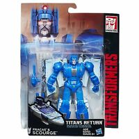 2016 Hasbro Transformers Generations Titans Return Deluxe Class Fracas & Scourge
