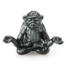 Sterling Silver Ohm Dirty Monkey Bead Charm AAA050B