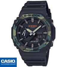 CASIO GA-2100SU-1AER⎪GA-2100SU-1⎪G-SHOCK Classic⎪CARBON CORE GUARD⎪CAMUFLAJE