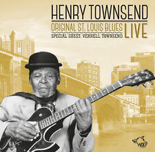 Henry Townsend - Original St. Louis Blues Live [New CD] Jewel Case Packaging