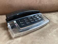 Vintage Telephone Radio Shack Crystal Fashion Fone Parts Or Restoration