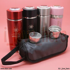 Quantum Alkaline Filtered Water Cup Balance Bio Energy Nano Ionizer Flask Bottle