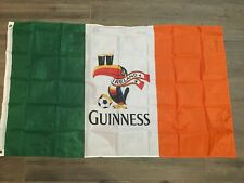 GUINNESS BEER FLAG SPORTS BAR SOCCER BANNER  superior quality NEW 3x5