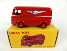 Truck Peugeot Esso - DINKY TOYS DeAgostini 1:43 DIECAST MODEL CAR - 25BR