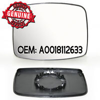 Side Door Wing Mirror &Base Glass Heatable For Mercedes Vito Viano V class 96 04
