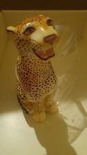 Charlotte Olympia Barbie Doll 1/6 Scale Leopard Statue