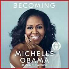 Becoming By Michelle Obama (AUDIO BOOK)