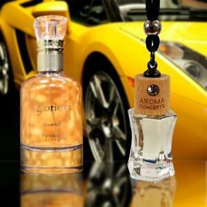 Glorious Car Air Freshner Diffuser Oil Perfume Hanging Bottle Fragrance 10ml