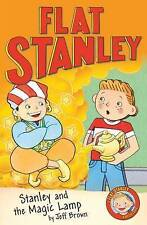 Stanley and the Magic Lamp (Flat Stanley), Brown, Jeff, Very Good condition, Boo