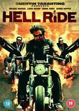 Hell Ride 5051892009188 With Dennis Hopper DVD Region 2
