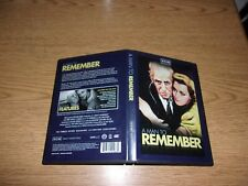 A MAN TO REMEMBER DVD VOD MOD