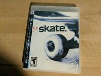 Skate 1 (Sony PlayStation 3, 2007) (PS3) Complete/CIB Tested Working! Fast Ship!