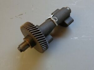 Tecumseh Engine USED 36323 COUNTERBALANCE WEIGHT SHAFT GEAR