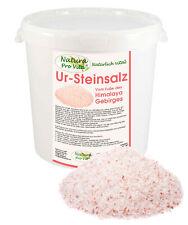 Himalajasalz rosa Ursalz NaturaProVita Ursteinsalz rein abgebaut in Pakistan 3kg