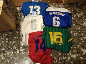 Stock 5 Maglie shirt football Diadora Adidas Legea