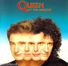 LP - Queen - The Miracle (GLAMROCK) SPANISH PRESSING 1989 - NEW, STOCK STORE