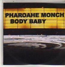 (DB714) Pharoahe Monch, Body Bady - DJ CD