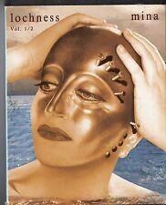 MINA box 2 MC7 LOCHNESS 2 Musicassette STAMPA ITALIANA fuori catalogo