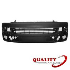 FRONT BUMPER MAT GREY TEXTURED VW TRANSPORTER T5.1 T6 2010-2015 NEW HIGH QUALITY
