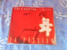 Gigi D'Agostino - La Passion, EP Musik CD, Dance & Electronic New Wave ~083