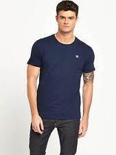 Mens Voi Jeans Skate Short Sleeves T-shirt Small Navy CS076 MM 11