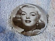 Marylin Monroe  Button