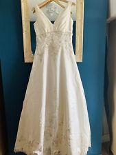 Stunning Wedding dress size 10