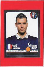 EURO 2016 STAR EDITION Panini Figurina-Sticker n. 30 FRANCE MORGAN SCHNEIDERLIN
