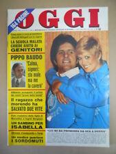 OGGI n°47 1974 Minnie Minoprio Giuliana Lojodice Giacinto Facchetti [G775]