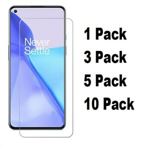 OnePlus Nord N200 5G Lot of Tempered Glass Bubble Free Screen Protector Shield