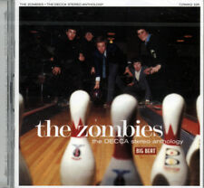 "THE ZOMBIES  ""THE DECCA STEREO ANTHOLOGY 48 TRACKS""  CD"