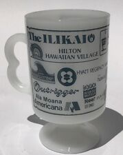 Hawaiian Hawaii Hotel Coffee Mug