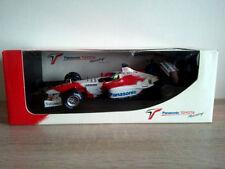 MINICHAMPS 1/18 - TOYOTA PANASONIC RACING - C. Da MATTA - TF103 - 2003
