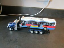 Realtoy Peterbilt model truck - modified with load