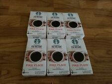 New listing Starbucks Via Instant Coffee -48 Packets of Pike Place Roast Exp 6/4/21