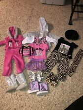 American Girl Justice 18in Doll Clothes