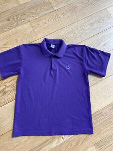 Purple Outwood PE t shirt Uniform size M