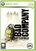 Xbox 360 - Battlefield Bad Company **New & Sealed** Official UK Stock
