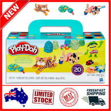 Play Doh Super Colour Pack inc 20 Tubs of Dough, Creative Kids Toys, Ages 2+ NEW