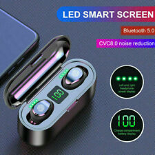 Wireless Earbuds Bluetooth Earphones Headphones Mini Headset Waterproof TWS Pod