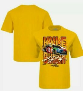 Kyle Busch #18 M-Ms Youth 2021 Nascar Drivers T-Shirt
