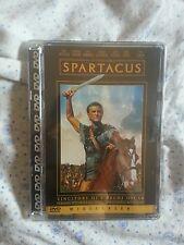 Spartacus dvd jewel box fuori catalogo nuovo sigillato kubrick